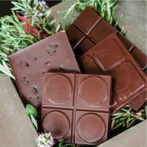 """Sale e cioccolato """"Faccendi"""""""