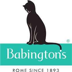 Logo Babington's Roma